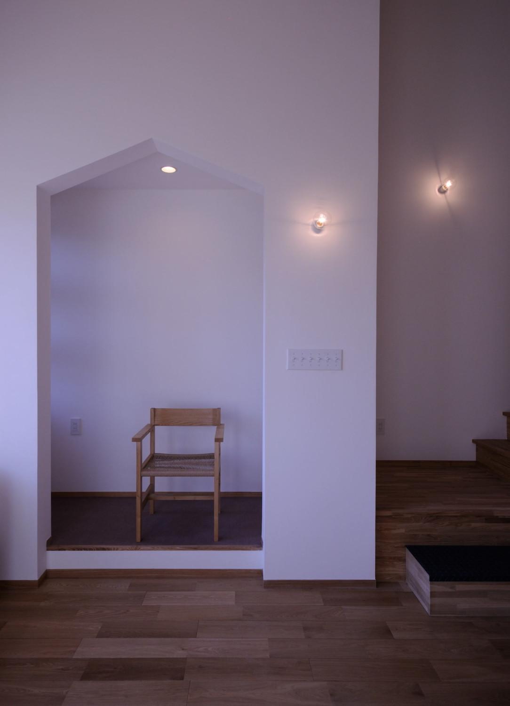 秘密の小部屋