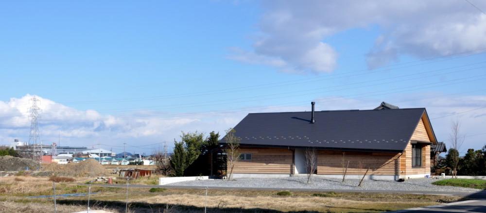 木造平屋住宅