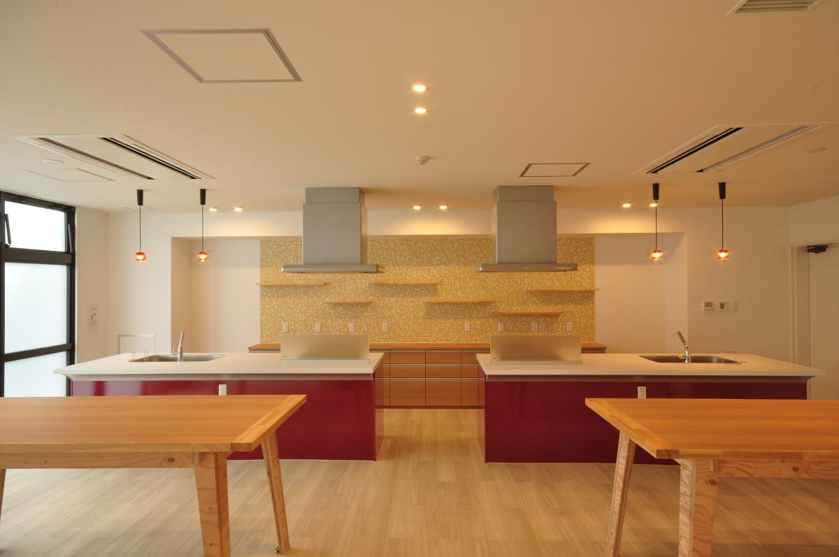 集会室のデザイン