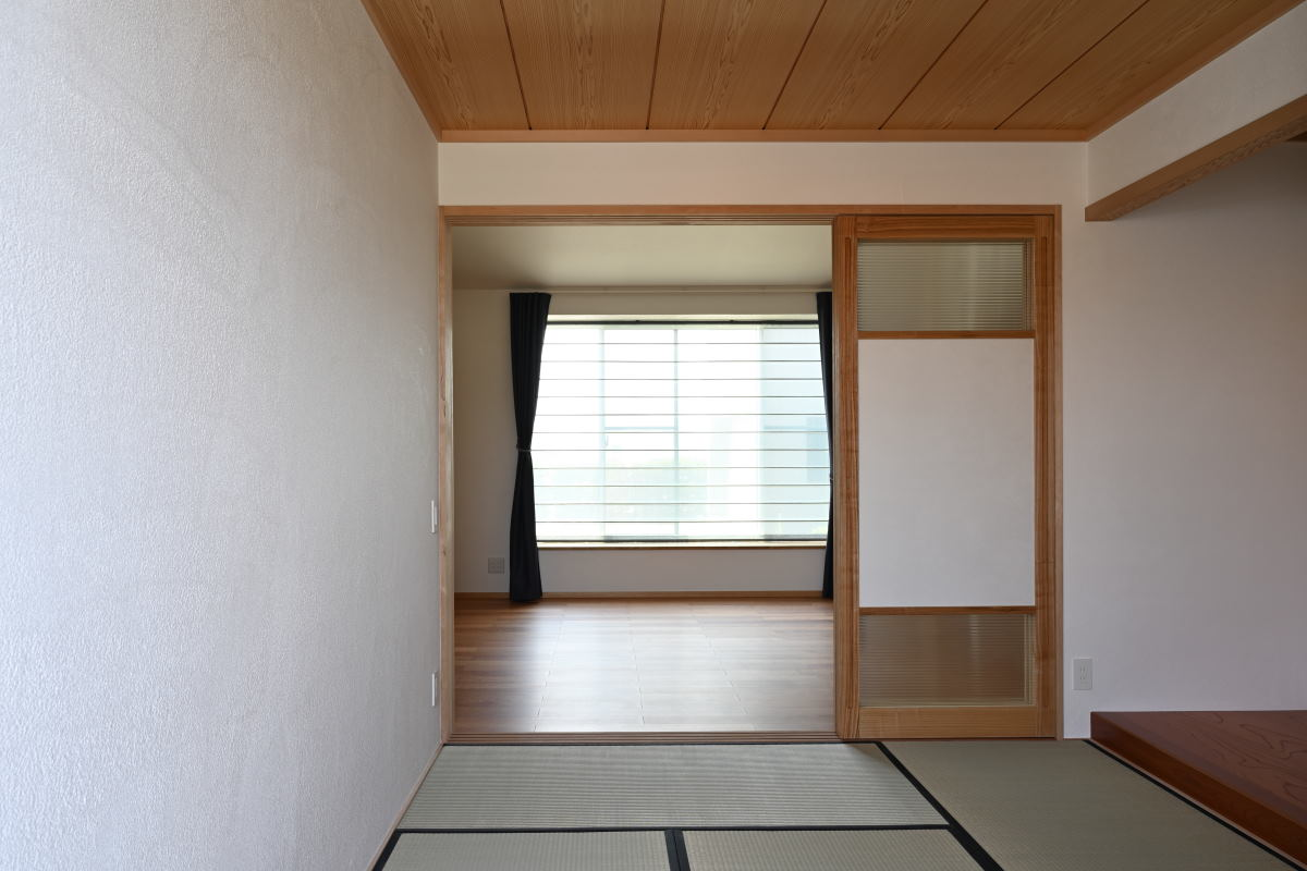 かみいんじき和室