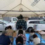 揖斐川Flat地鎮祭